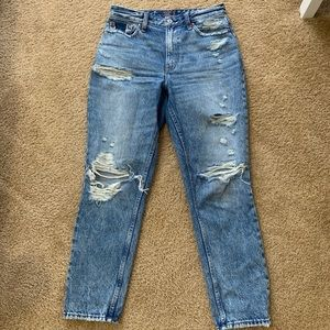 Abercrombie & Fitch Jeans - Abercrombie and Fitch Annie Mom Jean